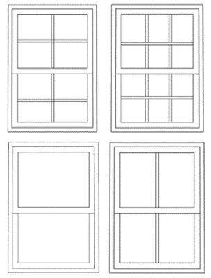 What do uPVC Casement windows with double glazing cost?