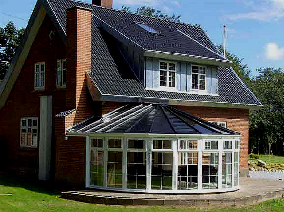 How Much Does Double Glazing Cost >> How Much Does an Orangery Cost?
